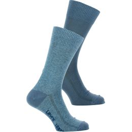 168sf   2-pack socks - Cotton and stretch polyamide