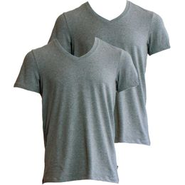 972011001 | 2-pack T-shirt - Stretch cotton