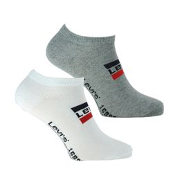 168sf | 2-pack ankle socks - Cotton and stretch polyamide