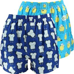 Toast | 2-pack boxer shorts - 100% cotton
