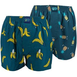 Bana-Ananas | 2-pack boxer shorts - 100% cotton