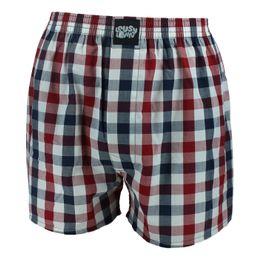 Check | Boxer shorts - 100% cotton