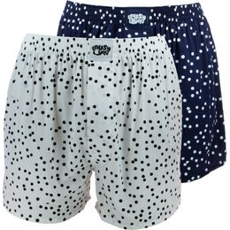 LUUWTPD | 2-pack boxer shorts - 100% cotton