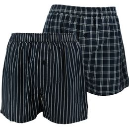 164200 | 2-pack boxer shorts - 100% cotton