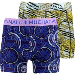 Cubanx | 2-pack boxer briefs - Stretch cotton