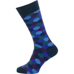 Hex | Socks - Cotton and stretch nylon