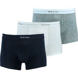 AUXC-914C | 3-pack boxer briefs - Stretch cotton