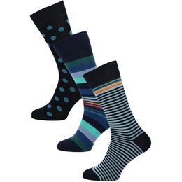 SOCK | 3-pack socks - Cotton and polyamide