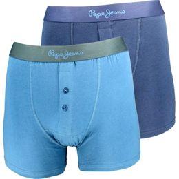 PMU10281 | 2-pack boxer briefs - Stretch cotton
