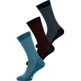 Gavin | 3-pack socks - Viscose and stretch polyester