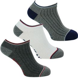 Belden | 3-pack ankle socks - Cotton and stretch polyester