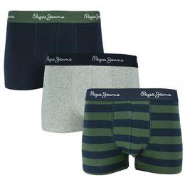 Hurst | 3-pack boxer briefs - Stretch cotton