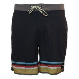 Retro | Board shorts - Polyester and stretch polyamide