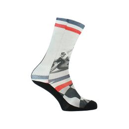 Longmalibu | Socks - Cotton, polyester and stretch polyamide