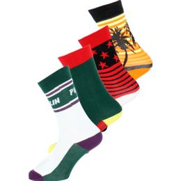 So-Pack22 | 4-pack socks - Cotton and stretch polyamide