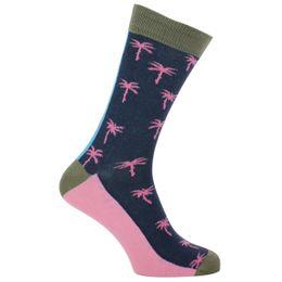 Palmitoblue | Socks - Stretch cotton