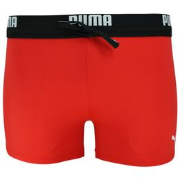 Enjoy water | Swim trunks - Cotton, polyester and stretch polyamide
