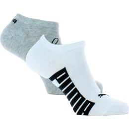 Lifestyle | 2-pack ankle socks - Cotton and stretch polyamide