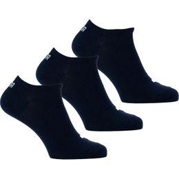 Sneaker   Lote de 3 pares de tobilleros - Algodón, poliéster y poliamida stretch