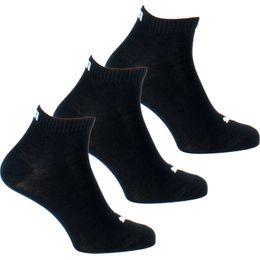 271080001   Lote de 3 pares de calcetines cortos - Algodón, poliéster y poliamida stretch