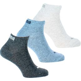 271080001 | 3-pack short socks - Cotton, polyester and stretch polyamide