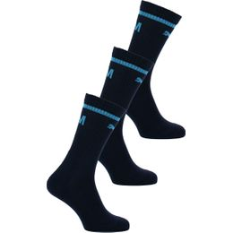 OM | 3-pack socks - Cotton, polyester and stretch polyamide