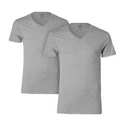 Regular fit | 2-pack T-shirt - 100% cotton