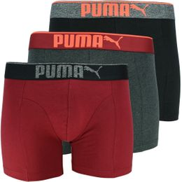 Lifestyle | 3-pack boxer briefs - Stretch cotton