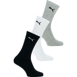 Sport | 3-pack socks - Cotton and stretch polyester