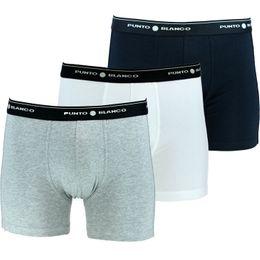 Basix | 3-pack boxer briefs - Stretch cotton