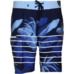 Highline Island Time 19 | Board shorts - Stretch polyester
