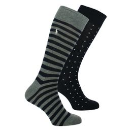 ASX87 | 2-pack socks - Cotton, polyester and stretch polyamide
