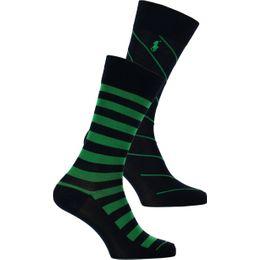 ASX80 | Lote de 3 pares de calcetines clásicos - Algodón, poliamida y poliéster stretch