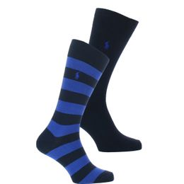 ASX63 | 2-pack socks - Cotton, polyester and stretch polyamide