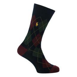 ASX72 | 1 par de calcetines clásicos - Algodón y poliamida stretch
