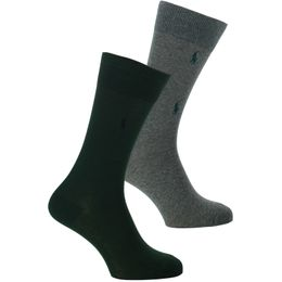 ASX78 | 2-pack socks - Cotton and stretch polyamide