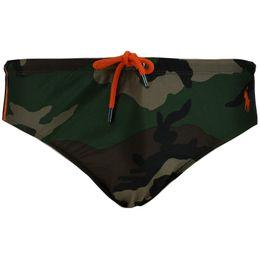 W201SC23 | Swim briefs - Stretch polyester