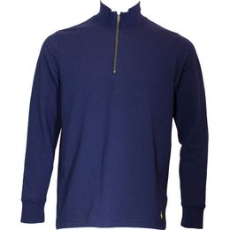 Weight fleece | Pyjama top - Cotton and stretch polyester