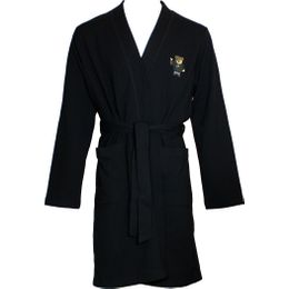 Kimono | Bathrobe - Cotton and stretch polyester