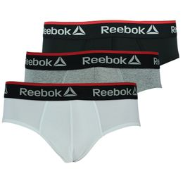 U5_C8100_RBK | 3-pack briefs - Stretch polyester