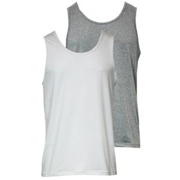 U5_C8121_RBK | 2-pack tanks - Stretch polyester