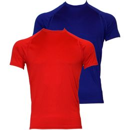 U5_F8109 | 2-pack T-shirt - Stretch polyester