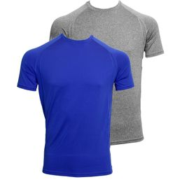 Simon | 2-pack T-shirt - Stretch polyester