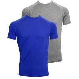 Simon | Lote de 2 camisetas - Poliéster stretch