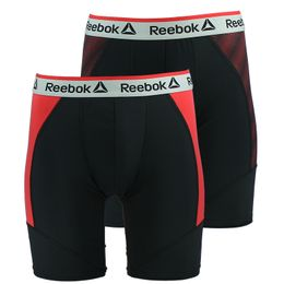 Leon | 2-pack boxer briefs - Stretch polyester