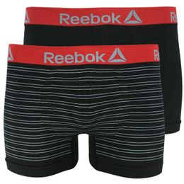 U5_F8166_RBK | 2-pack boxer briefs - Polyamide stretch