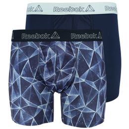 U5_F8189_RBK | 2-pack boxer briefs - Stretch polyester