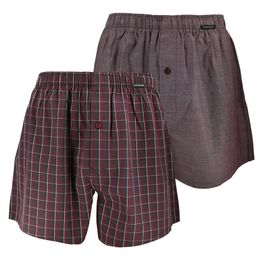Boxersortiment | 2-pack boxer shorts - 100% cotton