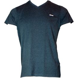 Basic | T-shirt - Cotton and stretch polyester