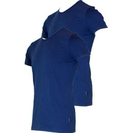 24-7 | 2-pack T-shirt - Stretch cotton